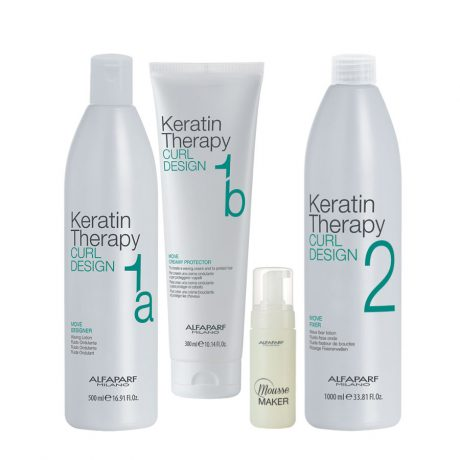 CURL DESIGN Keratin Therapy